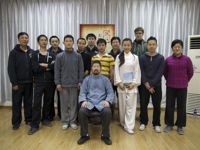 Workshop Gruppe in Wuxi
